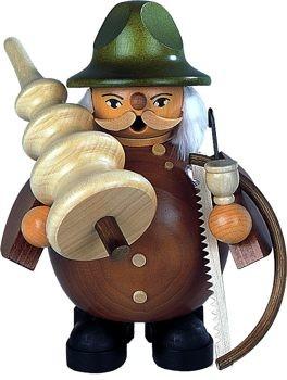 R�uchermann Baumf�ller, Gr��e 14 cm