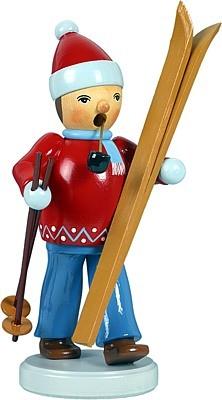 Räuchermann - Skifahrer