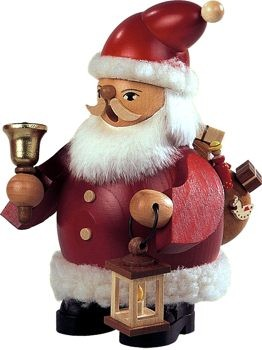R�uchermann Weihnachtsmann, klein