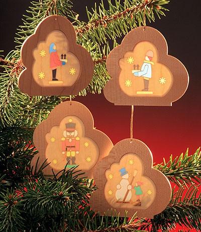 Baumbehang Wolke mit Diaphanbild