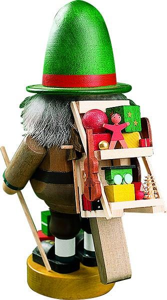 Nussknacker Spielzeughändler