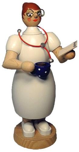 Rauchfrau Land�rztin