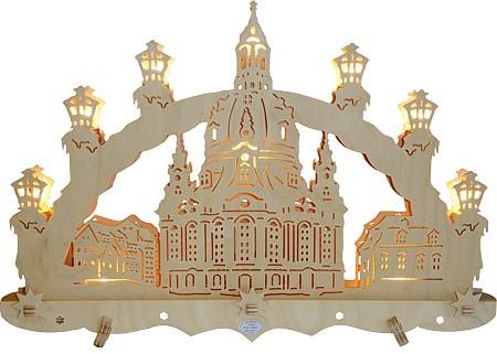 3D-Bogen Dresdner Frauenkirche