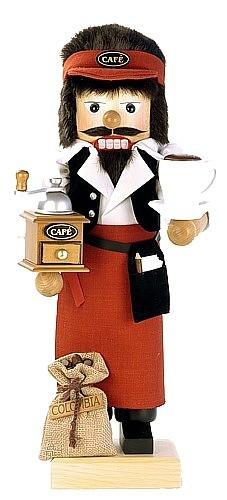 Nussknacker Kaffeebarista