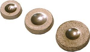 Lagerschale (Stahl) für mehrstöckige  Pyramiden