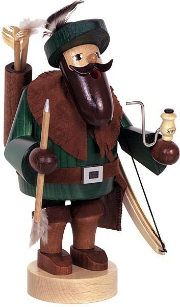 Räuchermännchen Robin Hood