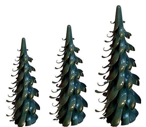 Spiralbaum grün, groß