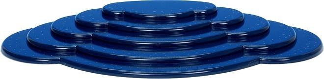 Wolke Blau 5-teilig