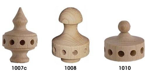 Pyramidenkopf, 10 L�cher