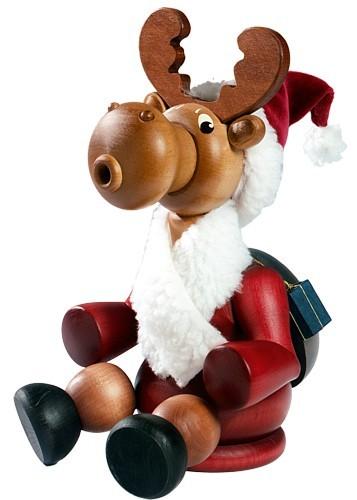 Räucherfigur Weihnachtselch