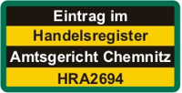 eingetragen im Handelsregister