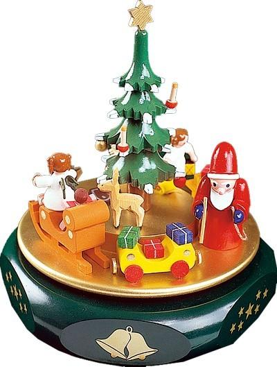 Spieldose Weihnachtsträume