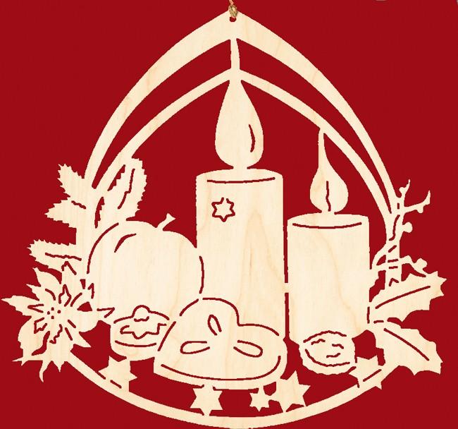 Fensterbild weihnachten adventsschale for Vorlagen fensterbilder weihnachten kostenlos
