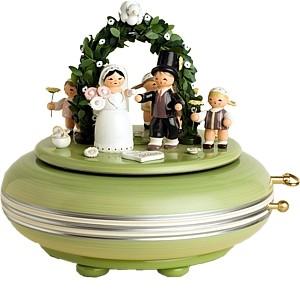 Spieldose Hochzeitsfest