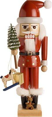 Nußknacker Santa Claus