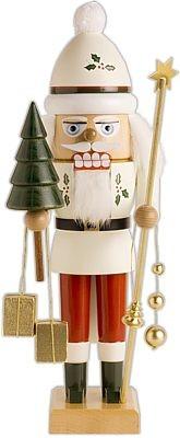 Nußknacker Irischer Weihnachtsmann
