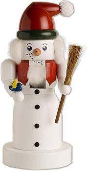 kl. Nußknacker Schneemann (Einzelstück)