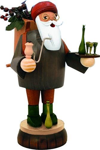 Räuchermann Weinhändler -die Bärtigen-