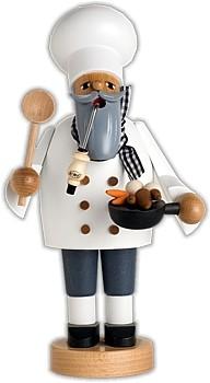 Räuchermann Koch -die Bärtigen-