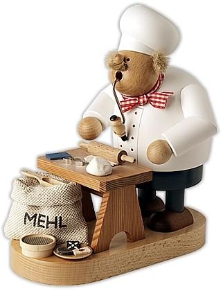 Räuchermann Weihnachtsbäcker -Die Dicken-
