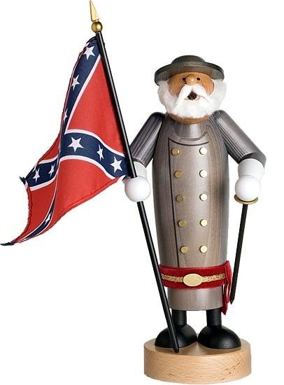 Räuchermännchen General Robert E. Lee