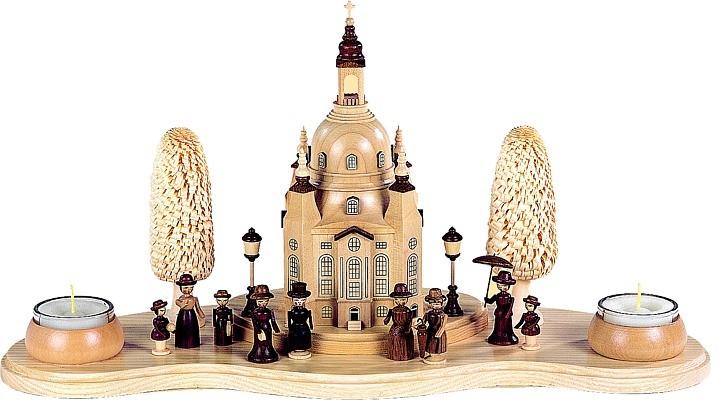 Kerzenhalter Dresdner Frauenkirche, für Teelichte