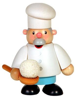 Räuchermännchen Koch mini -Kleine Kerle-