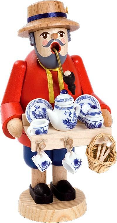 Räuchermännchen Porzellanhändler