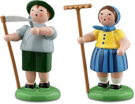 Bauernpaar