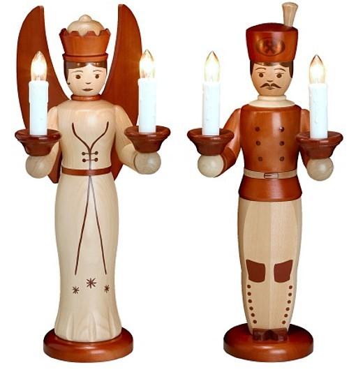 Engel und Bergmann elektrisch, natur