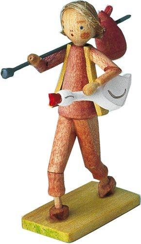 """Wilhelm Busch Figur """"Hans im Glück"""""""