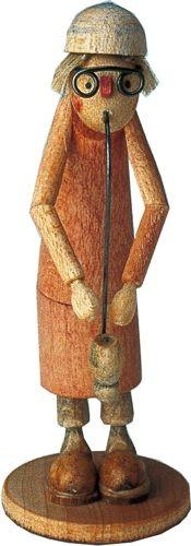 """Wilhelm Busch Figur """"Lehrer Lämpel"""""""