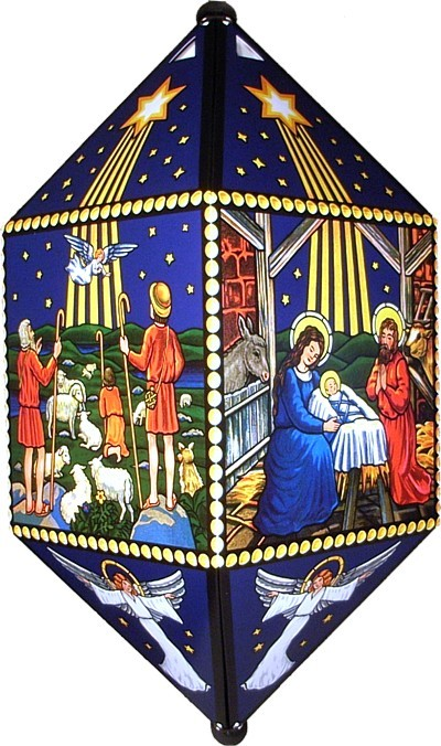 Laterne , Christi Geburt