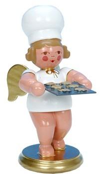 Bäckerengel mit Kuchenblech