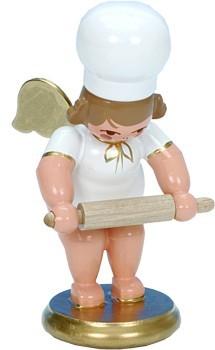 Bäckerengel mit Nudelholz