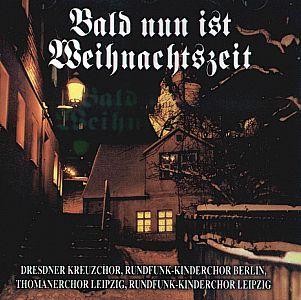 CD Bald nun ist Weihnachtszeit