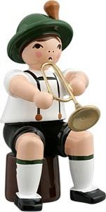 Bayernmusikant mit Jazzer