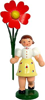 Blumenkinder, Heckenrose