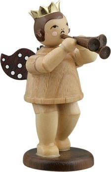 Engel mit Martinstrompete, Natur
