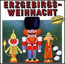 """CD """"Erzgebirgs-Weihnacht"""""""