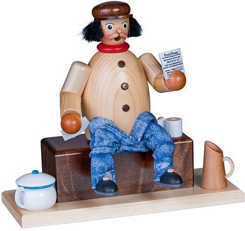 Räuchermann Klo-Sitzer