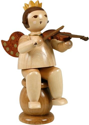 Kantenhockerengel mit Geige -22cm-