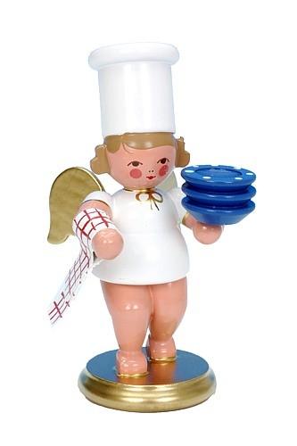 Kochengel mit Teller