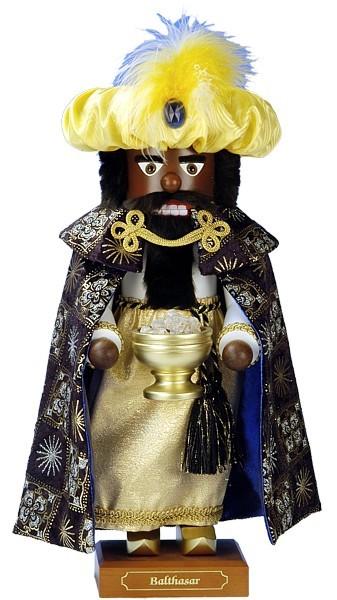 Nussknacker Heiliger König Balthasar