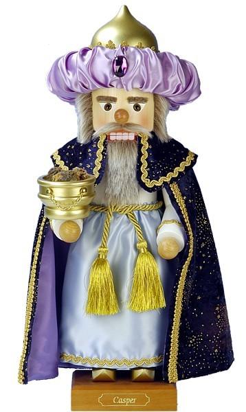 Nussknacker Heiliger König Kaspar