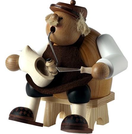 Kantenhocker, Holzschuhmacher
