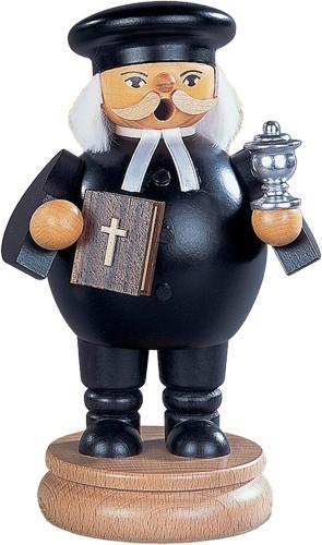 Räuchermännchen evangelischer Pfarrer