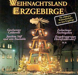 CD Weihnachtsland Erzgebirge