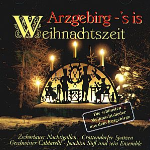 CD Arzgebirg - 's is Weihnachtszeit