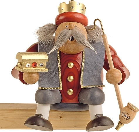 Kantenhocker König Caspar